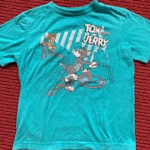 Boys Small Tom and Jerry t-shirt